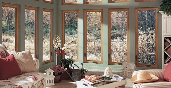 Vinyl Casement Replacement Windows : Ultra high quality vinyl windows clevernest