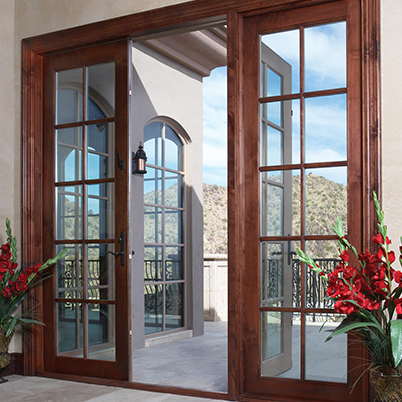 French and Hinged Patio Doors - Clevernest